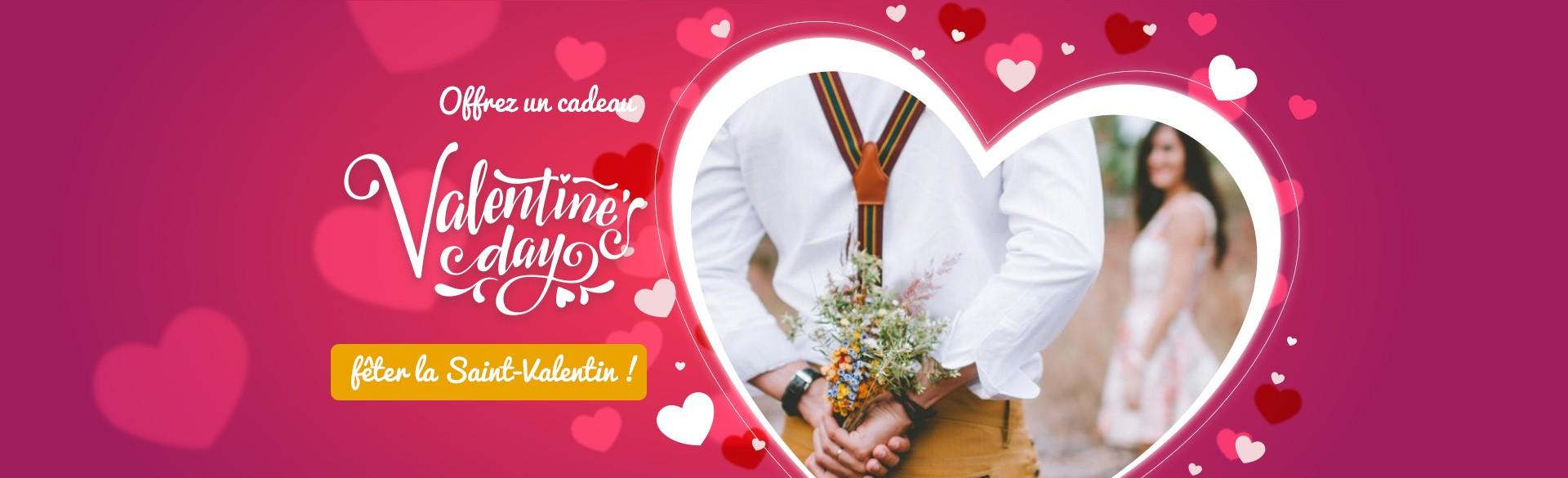 offrir un cadeau saint valentin
